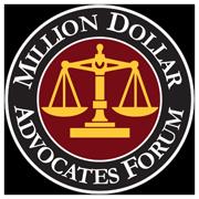 Million Dollar Advocates Forum Member
